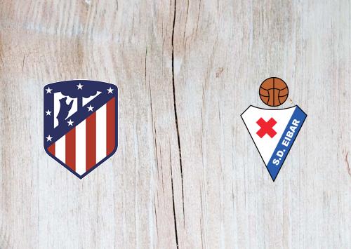 Atletico Madrid vs Eibar -Highlights 1 September 2019