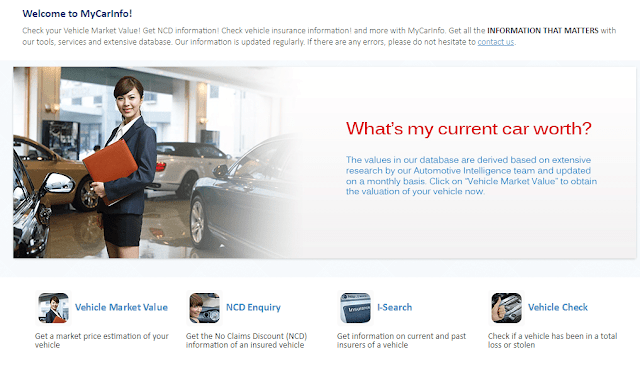 Cara SEMAK Syarikat Insuran/Takaful Kereta Anda Secara Online