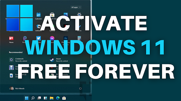 How to Activate Windows 11 For Free Forever