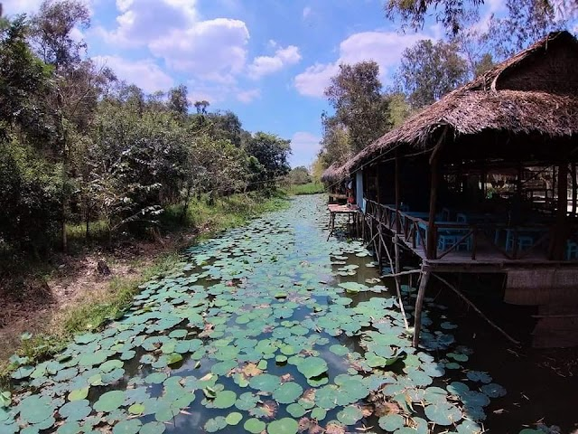 4 Western ecotourism areas for weekends