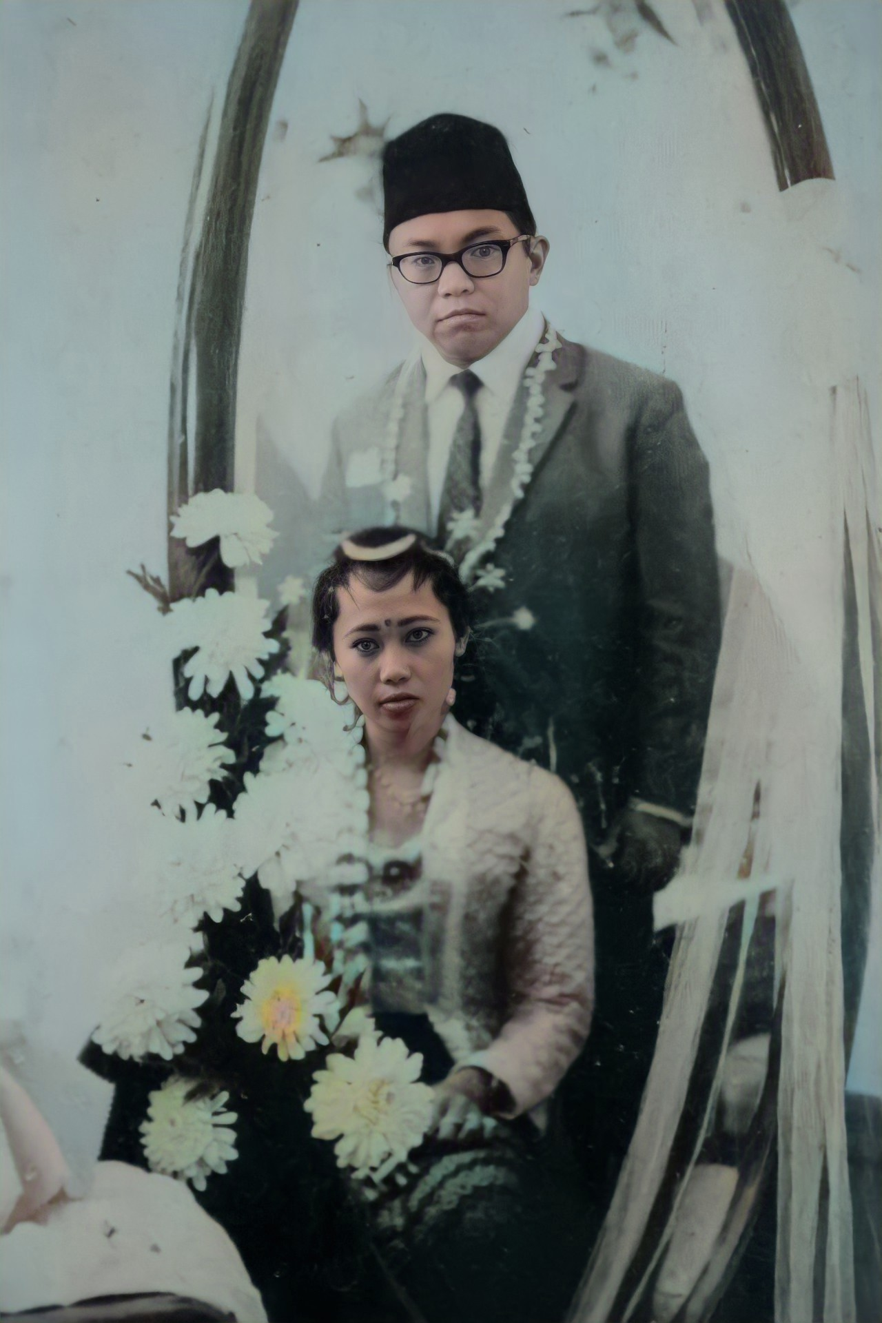 Kumpulan Foto Masa Muda Gus Dur (HD)