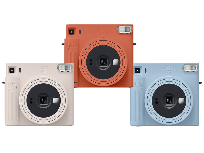 Fujifilm instax SQUARE SQ1 now in PH, price starts at PHP 6,999!