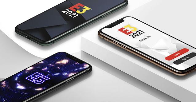 E3 2021 revela portal online e aplicativo que darão acesso ao evento virtual em junho