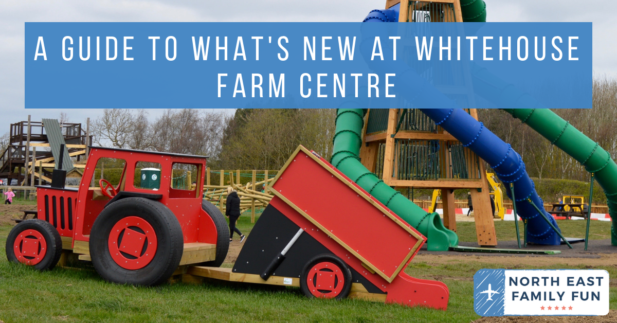 A Guide To What's New At Whitehouse Farm Centre