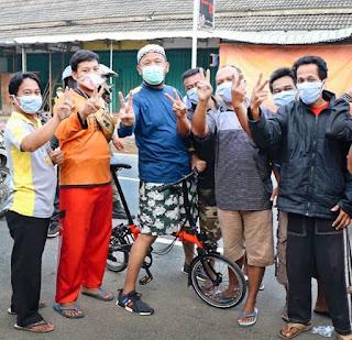 Banyak Pemuda Pemudi Ponorogo yang Berprestasi, Ipong : Mari Berkolaborasi