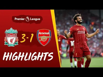 Liverpool vs Arsenal 3-1 All Goals And Match Highlights [MP4 & HD VIDEO]