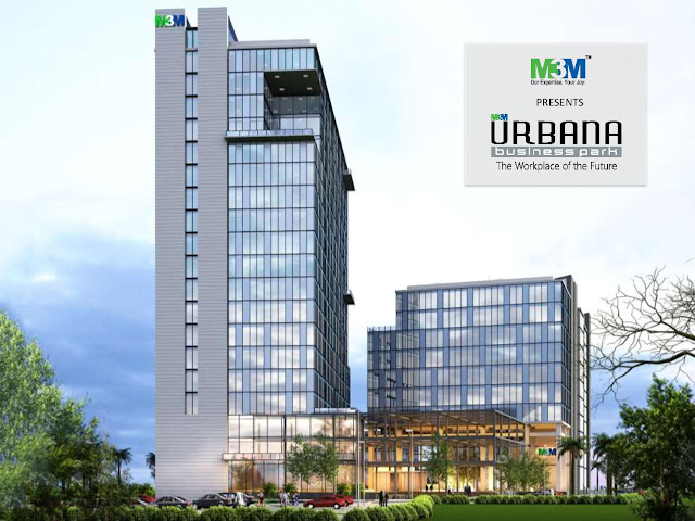 Green Building Office Spaces in M3M Urbana Business Park, Sector-67, Gurgaon