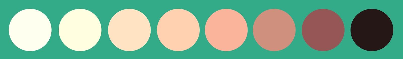 Ejcubillas Color Palette