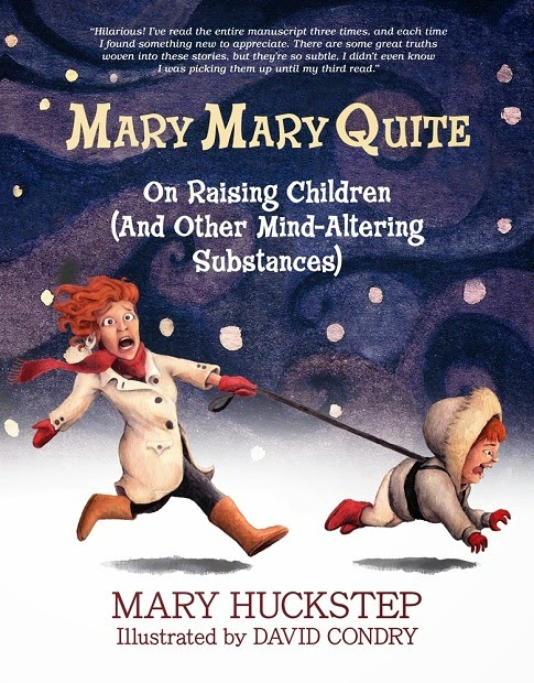 MARY MARY QUITE On Raising Children cover