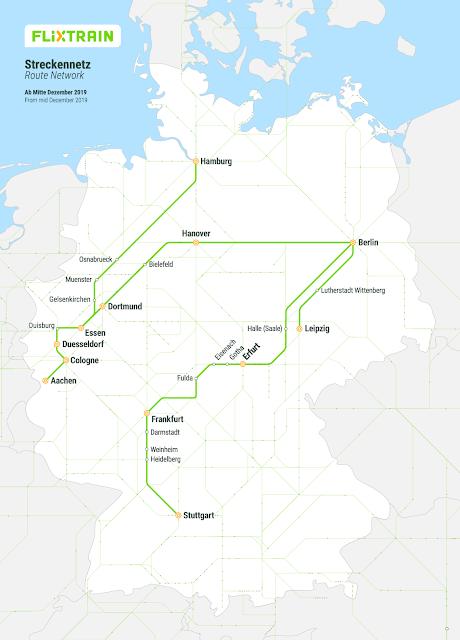 Flixtrain é confiável? Como viajar barato entre Frankfurt, Berlim, Stuttgart, Hamburgo, Colônia e outras cidades