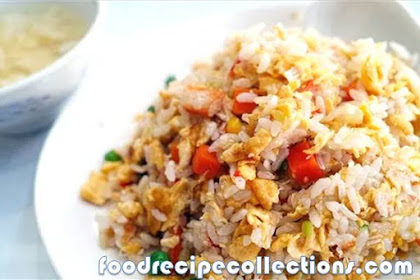 Recipe for Fried Rice with Egg