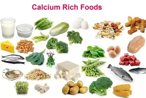 Know the Foods for strong bones and muscles