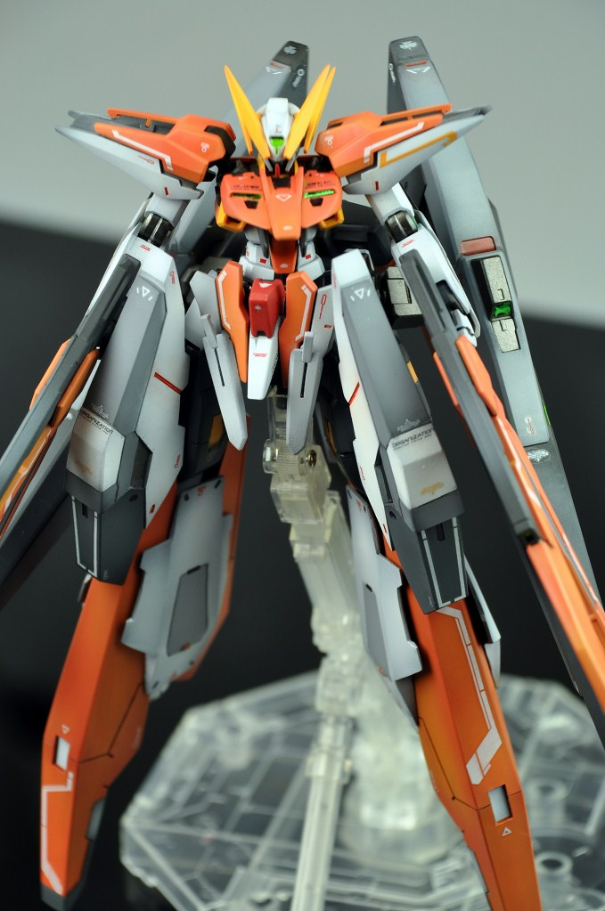 Custom Build: HG 1/144 Gundam Harute [Final Mission]