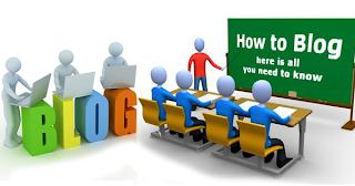 Cara Membuat Blog - Panduan Praktis plus SEO Dasar