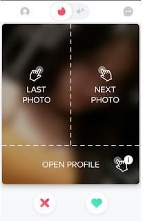 Mencari Pasangan di Aplikasi Tinder