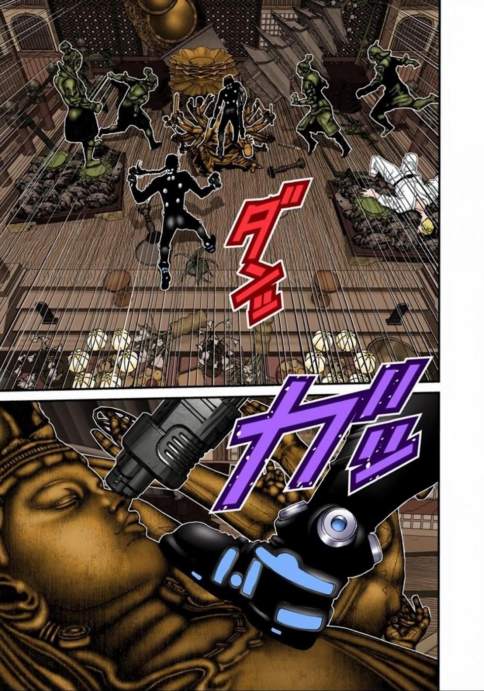 Gantz Chap 78: Khóc trang 5
