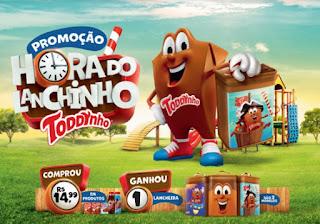 Promoção Hora do Lanchinho Toddynho 2017 Lancheiras