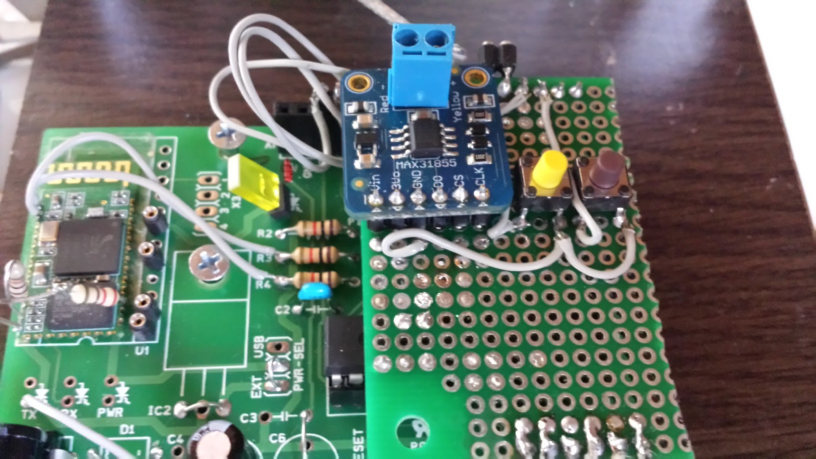 In for a penny, in for a pound : Arduinoを用いたテンパー炉、リフロー炉 ...