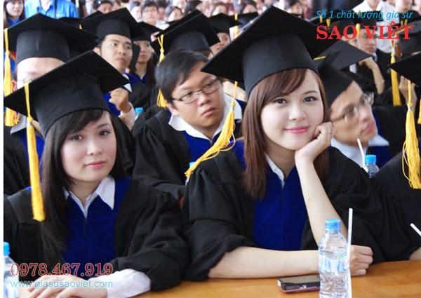Dịch vụ gia sư hàng đầu Hà Nội - Trung tâm Sao Việt cung cấp dịch vụ gia sư tổng thể cho học sinh lớp 1 đến 12; người đi làm học tin học - ngoại ngữ.