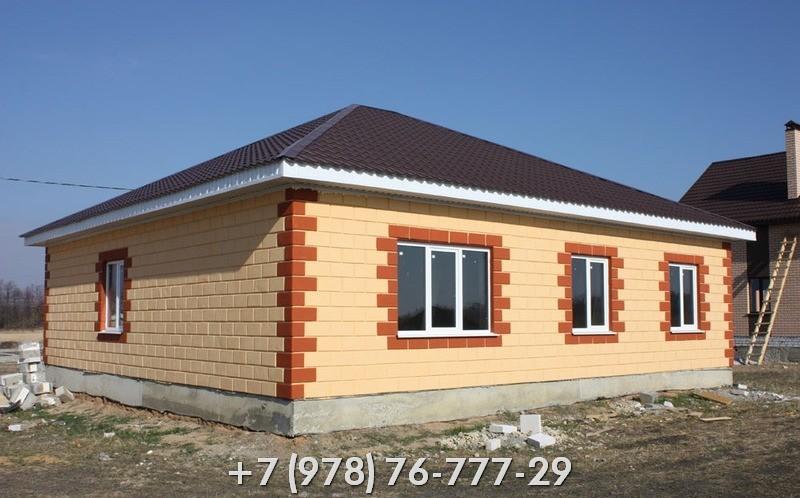 Строительство дома в Крыму под ключ цены