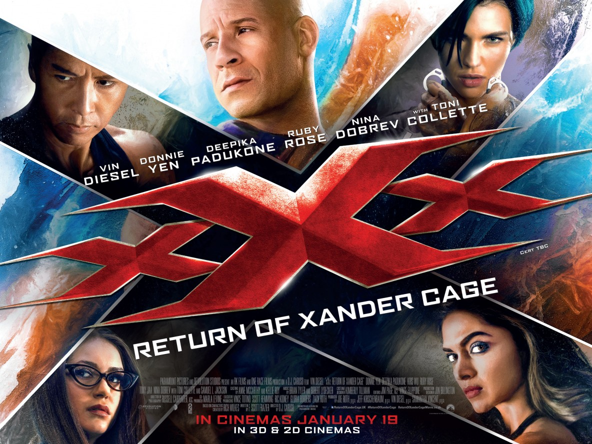 xXx: The Return of Xander Cage (English) movie hindi download mp4