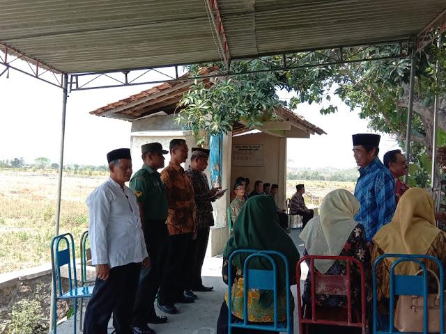 Bentuk Empati Babinsa Koramil 20 Cawas Takziah Di Wilayah Binaan