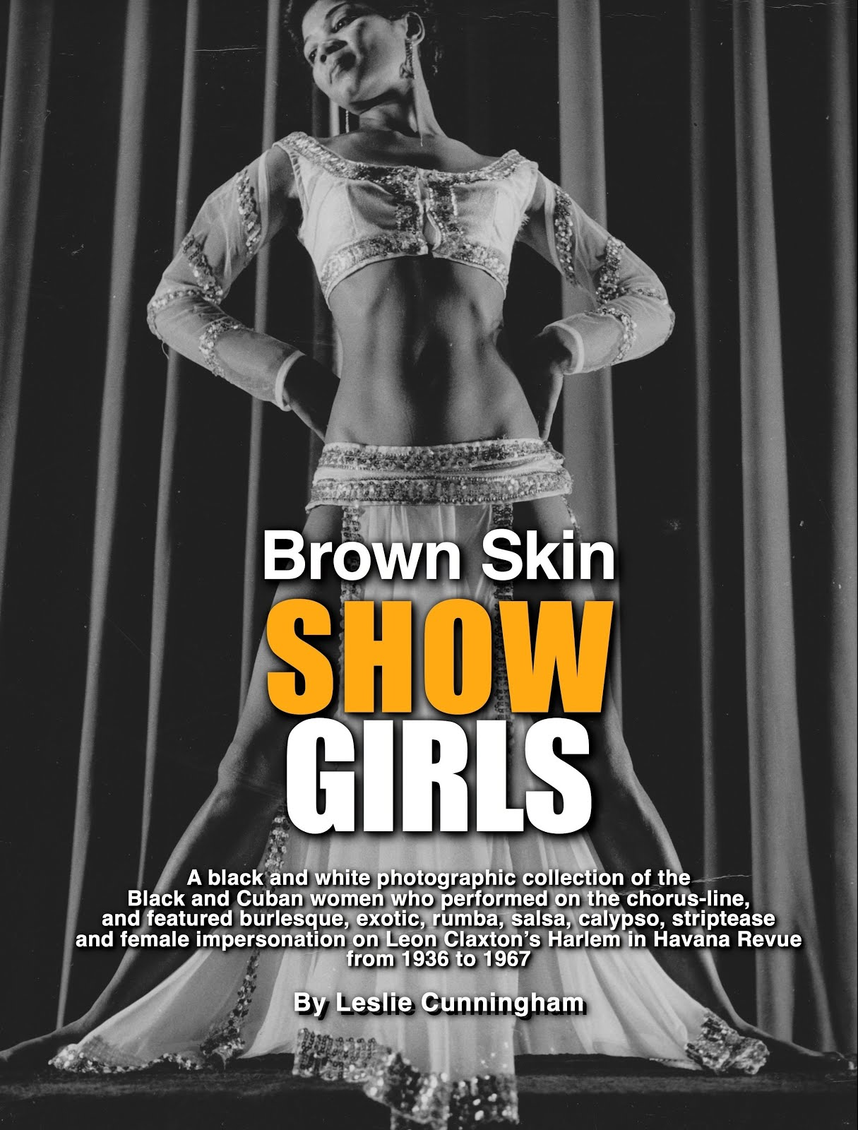 Brown Skin Showgirls Books
