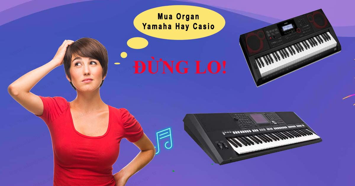 nên mua đàn organ yamaha loại nào