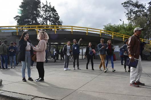 Cupos de admisión UNAL Sede Bogotá 2020-1