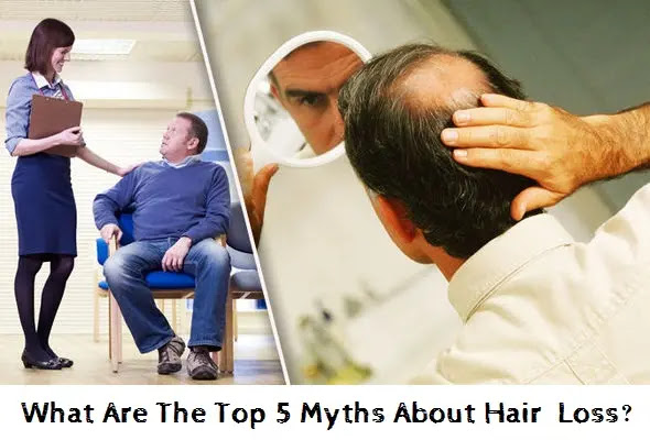 What Are The Top 5 Myths About Hair  Loss?