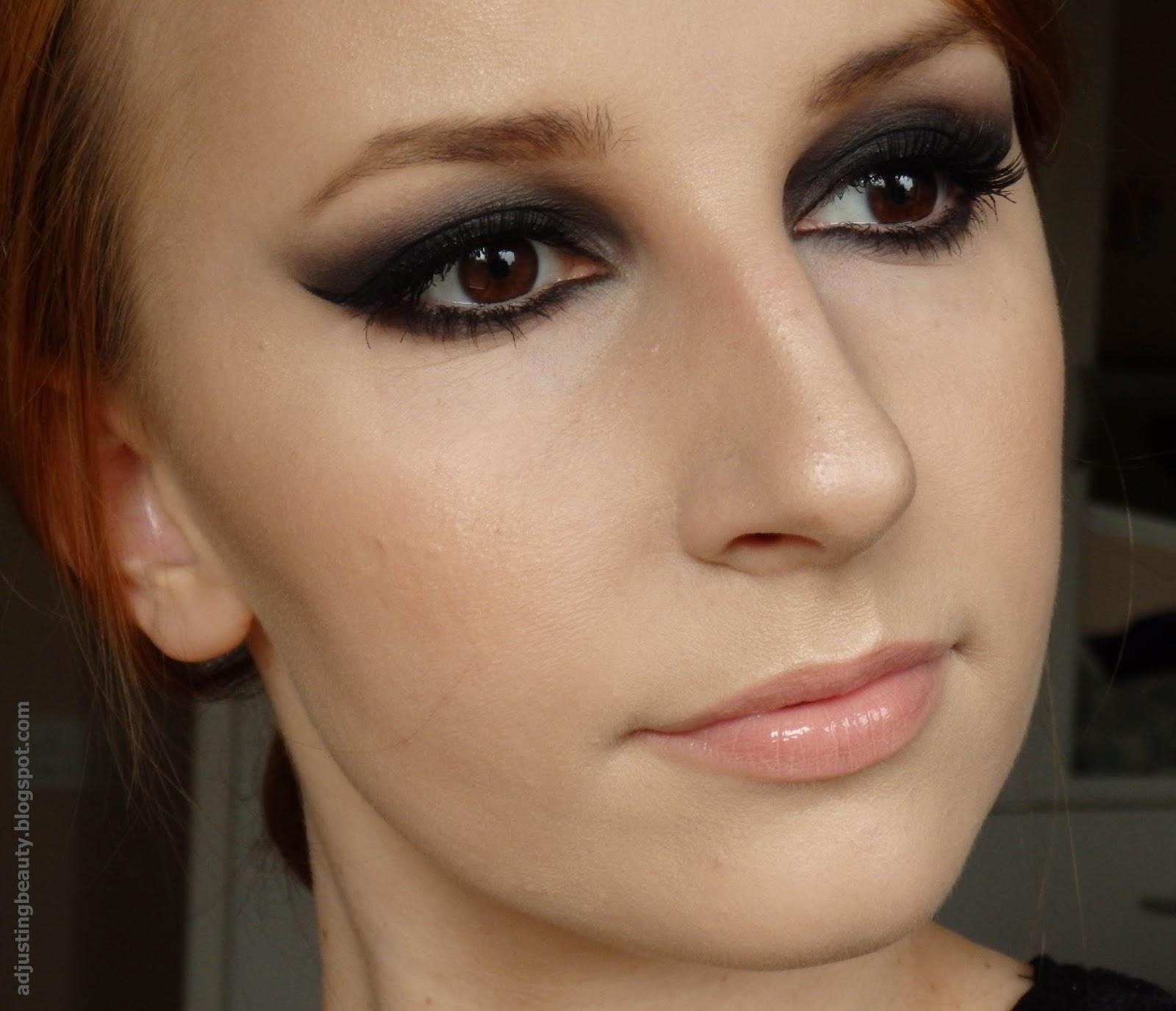 Taylor Swift Bad Blood inspired makeup - winged smoky eye ...