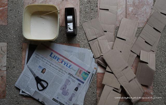 Step 1: Materials