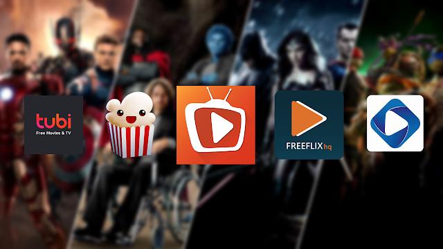أفضل 10 تطبيقات لمشاهدة وتحميل الأفلام والمسلسلات الحصرية بشكل مجاني