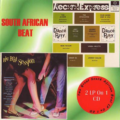 VA - South African Beat (Big Beat Session)