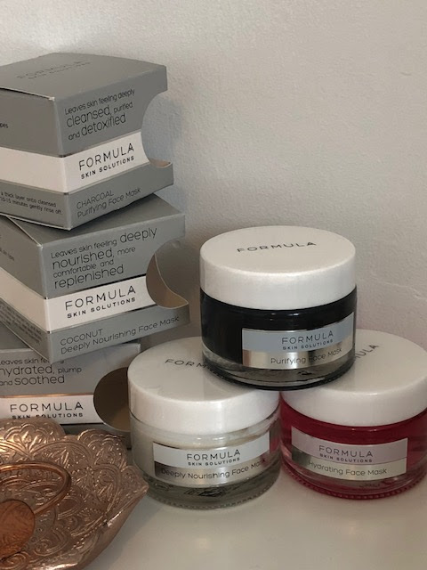Marks & Spencer Formula Skin Solutions Face Masks
