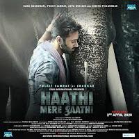 Haathi Mere Saathi First Look Poster 3