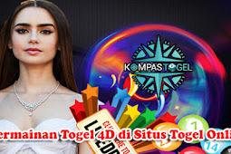 Permainan Togel 4D di Situs Togel Online