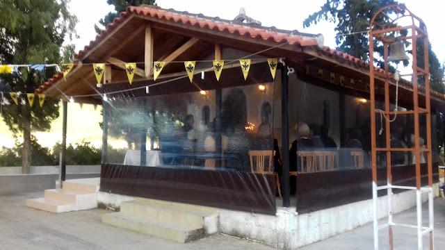 Θεσπρωτία: Εόρτασε το παραθαλάσσιο εκκλησάκι του αγίου Νεκταρίου Λαδοχωρίου, που αναμορφώνεται