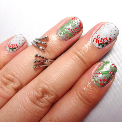 Holiday Cheer Nails