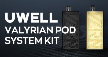 Uwell Valyrian Pod Kit