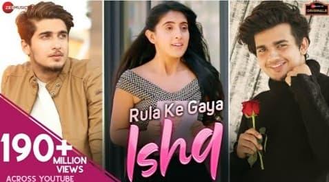 Rula Ke Gaya Ishq Lyrics in Hindi, Stebin Ben