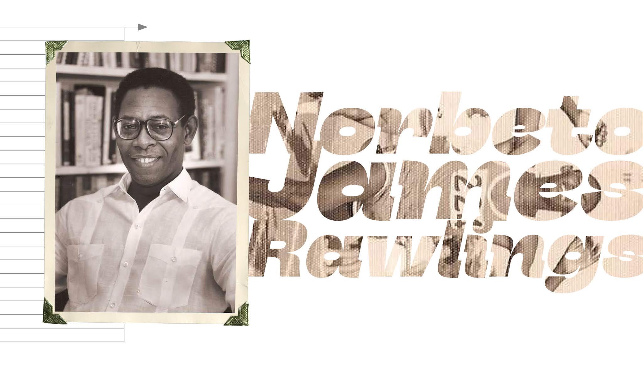 Norberto James Rawlings: acercamientos a su poética (antología).