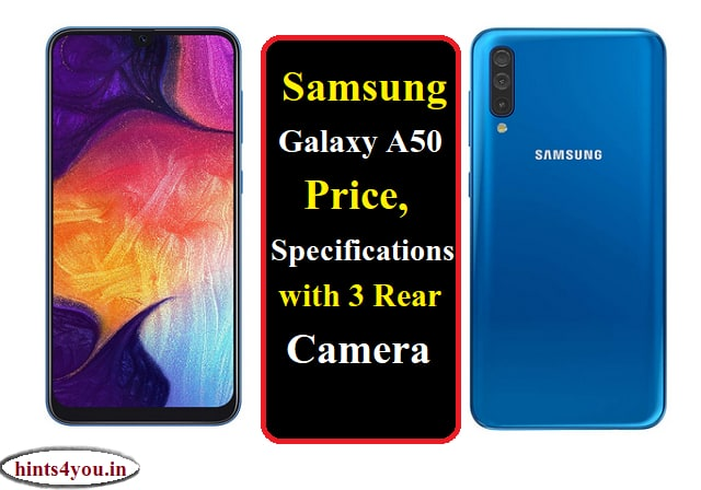 The phone has three rear cameras and these display fingerprint sensors.Samsung Galaxy is the competitor of Redmi Note 7 Pro and Galaxy M30.