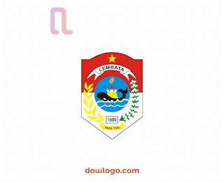 Logo Kabupaten Lembata Vector Format CDR, PNG