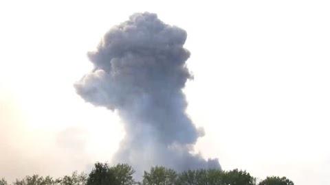 Újabb robbanások történtek a szibériai hadianyagraktárban, többen megsérültek
