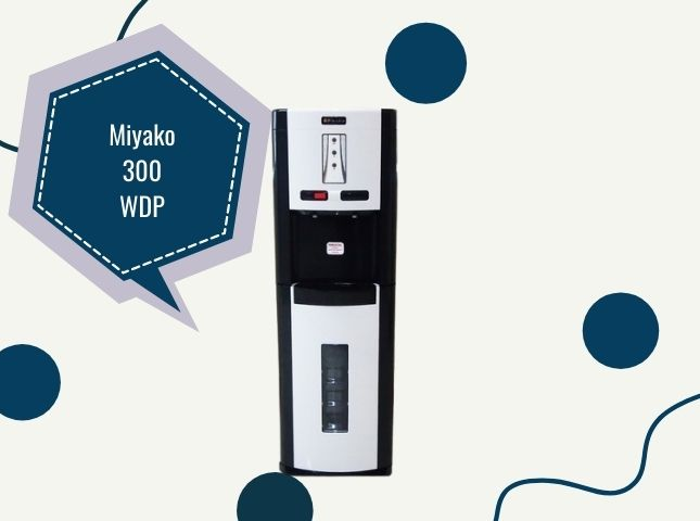 dispenser miyako 300 wdp