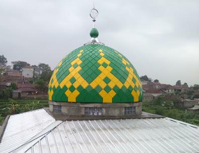 Harga Kubah Masjid Di Lampung Terbaru 2019