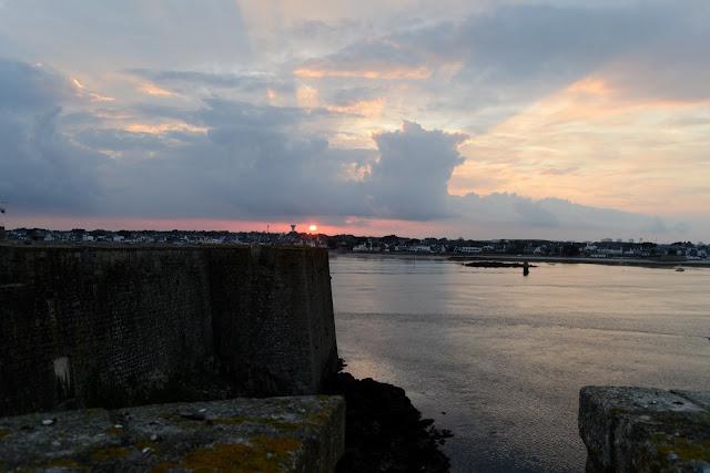 Photo de la citadelle avec vue sur les murailles