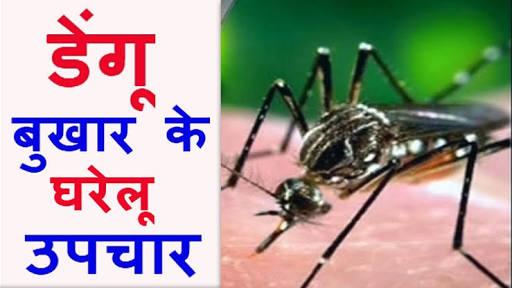 dengue bukhar ka ilaj