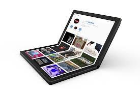 Lenovo Foldable Laptop Launch